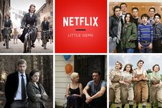 Television shows you might have missed on Netflix.