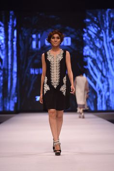 Ending Day 2 on a high note Ayesha Farook Hashwani's Oriental Blossom collection set the ramp on fire. Inspired by the Chinese culture and architecture the designs depicted pagodas, the chinese han…