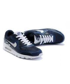 51e5e0113dc655 Best Nike Air Max 90 Mens Navy Sale Online NIKE517 Air Max 90 Premium
