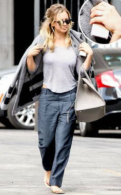 "<p>The <em>Big Bang Theory</em> star <a href=""http://www.eonline.com/news/463558/kaley-cuoco-sparks-engagement-rumors-after-stepping-out-with-massive-diamond-ring"" target=""_blank""><strong>sparked engagement rumors</strong></a> when she stepped out after the Emmys wearing this giant rock. E! News soon <a href=""http://www.eonline.com/news/463610/b..."
