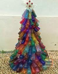 arbol navidad reciclaje - Google Search