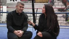 EXCLUSIVE: LIAM SMITH SIGNS WITH EDDIE HEARN/MATCHROOM BOXING Frank Warren, Boxing News, Signs, Shop Signs, Sign