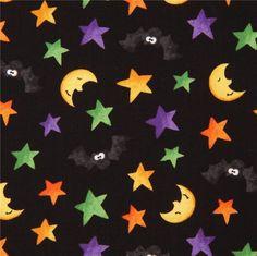 http://www.kawaiifabric.com/en/p8966-black-cute-bat-moon-colorful-star-fabric-Happy-Haunting.html