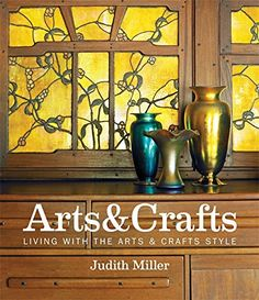 Arts and crafts is one of the most influential design movements of all time, beginning in the late 19th century and still being explored by designers today. This invaluable guide covers furniture, ceramics, silver and metalware, glass, textiles, jewellery, books and posters, and includes fascinating profiles of key designers such as William Morris, the Stickleys, Liberty & Co, Tiffany Studios, George Ohr, Rookwood and many more.