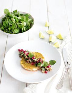 Simple Celeriac Steak • Green Evi