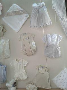Vitrina moda infantil en Albacete
