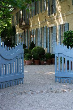 In Provence, Designer Dominique Lafourcade