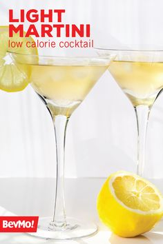 This low calorie drink is a delicious combination of coconut vodka, pineapple juice, fresh lime juice, and coconut water. When you're looking to sip on a refreshing cocktail this spring, check out this Light Martini recipe!