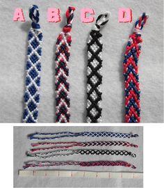 "I sell these misanga on my Etsy shop""YuminaCafe"".Link in my profile.All products are 5% off.  Misanga,Friendship bracelet,Japanese wristband,Handmade,Soccer,Promise ring bracelet,diamond,kawaii bracelet,Bring good luck,Woven bracelet by YuminaCafe on Etsy"