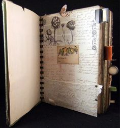 altered journal book