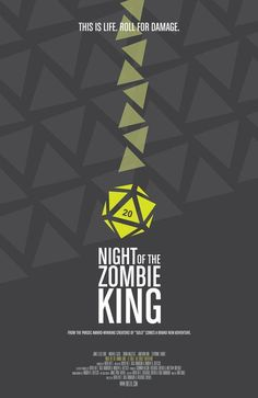 Night of the Zombie King (TV Series 2010- ????)