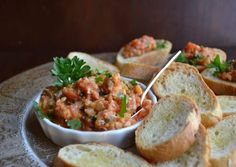 Roasted Red Pepper and Artichoke Tapenade - this simple recipe comes together so quickly…you probably already have everything you need in your pantry! | @tasteLUVnourish