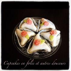 Arayech fleuri (gâteau algérien)