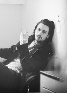 Aaron Johnson. Why aren't you my husband