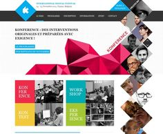 THE LATEST WEBSITE DESIGNS FOR INSPIRATION