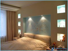 The video consists of 23 Christmas craft ideas. Bedroom False Ceiling Design, Bedroom Wall Designs, Master Bedroom Interior, Room Design Bedroom, Home Room Design, Small Room Bedroom, Indian Bedroom Design, Luxury Bedroom Design, Hall Interior Design