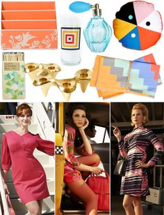 Love Megan, Joan, and Betty? Then You'll Go Mad Over These Decor Finds