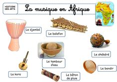 La Kora, Instruments Of The Orchestra, African Crafts, Music School, Music Classroom, Classroom Ideas, Teaching French, Music Lessons, Music Education