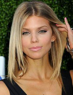 Amazing Medium Hairstyles for Fine Hair: Medium Straight Hairstyles For Fine Hair With Layers – CarQuack