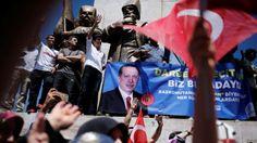 Kudeta gagal, Erdogan nyatakan kondisi darurat 3 bulan