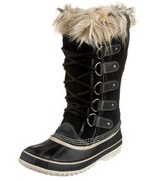 These Sorel boots that will keep your feet dry and warm on winter walks. | 54 Expensive Products That Are 100% Worth Purchasing