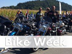 Am Faaker See treffen sich jährlich bis zu 100.000 Motorrad Fans zur European Bike Week. Das 1998 von Harley Davidson initiierte Treffen ist mittlerweile das größte Bike Event Europas. Wir haben uns vor Ort umgeschaut und sind bei der großen Motorrad-Parade mitgefahren. Quelle: http://ift.tt/1ISU4Q3