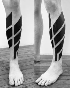 75 Blackwork Tattoo Designs For Men - Bold Masculine Ink Erinnern Tattoo, 2spirit Tattoo, Tattoo Line, Leg Tattoo Men, Body Art Tattoos, Tribal Tattoos, Sleeve Tattoos, Tatoos, All Black Tattoos