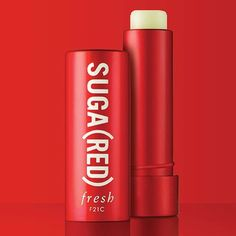 SHOP @RED SAVE LIVES with the new SUGA(RED) Lip Treatment @freshbeauty #SHOPATHON #KissandContribute