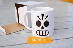 Grim Fandango Manny Calavera Mug Cup - Christmas