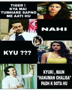 #FastRepost from @rebelforlov by @fastrepost_app  Hahahah!! Tigerians !! Abb humme bhi #hanumanchalisa padna chahiye ... . . #lolsurprise  #dishapatani  #tigershroff #lovbirds @tigerjackieshroff @ayeshashroff @apnabhidu @kishushroff @teamtigershroff @team.kiara .. .. .. Follow: @rebelforlov . . . @tigershrofffeed @the_ultimate_tigerholics @__tiger_is_the_best__ @rebeltigershroff @bollywood_king_tiger_shroff @boxofficestats @shariquealy @wardakhannadiadwala @nadiadwalagrandson @sabbir24x7…