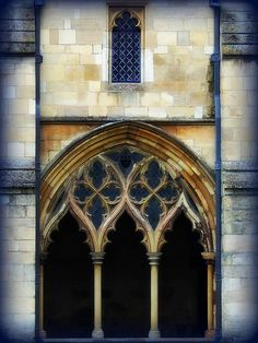 Norwich Cathedral Cloister, Norfolk by teresue Religious Architecture, Gothic Architecture, World's Most Beautiful, Beautiful Homes, Ribbed Vault, Norwich Cathedral, Medieval Gothic, Long Gone, Ivy House