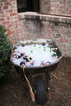 Ideias de decoração para um casamento ao ar livre …