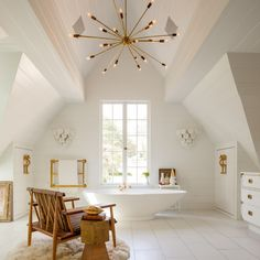 7 Ways To Brighten Up Your Home With Overhead Lighting | Decorist