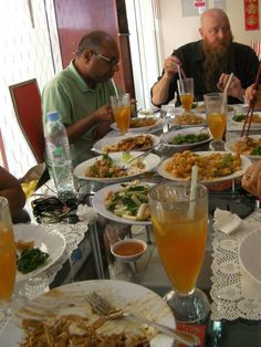Oriental Restaurant - hands down the best, affordable Singaporean/Malay food in UAE