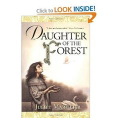 Daughter of the Forest (The Sevenwaters Trilogy, Book 1), and anything and everything else written by Juliet Marillier