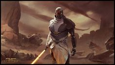 SW:TOR Knights of the Fallen Empire - Arcann by demonui on @DeviantArt