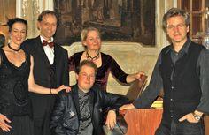 Maja Fluri (Sopran), Marcel Sindermann (Tenor), Kristina Naudé (Mezzosopran),  Ulrich Naudé (Klavier) Ludvik Glazer – Naudé (bildende Kunst) Marcel, Visual Arts, Literature
