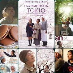PELÍCULAS VISTAS Y COMENTADAS: UNA PASTELERÍA EN TOKIO