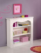 Parisot Bücherregal Alice 14 weiß 100x91x27cm Regal Bücherschrank Kinderzimmer