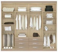 52 Popular Wardrobe Design Ideas In Your Bedroom. The most essential and important aspect of your bedroom includes your bed and bedroom wardrobe. Wardrobe Design Bedroom, Bedroom Furniture Design, Bedroom Wardrobe, Wardrobe Closet, Built In Wardrobe, Wardrobes For Bedrooms, Bedroom Ideas, Wardrobe Door Designs, Closet Designs