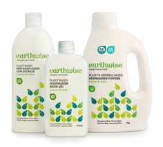 Before & After: Earthwise - The Dieline - The #1 Package Design Website -