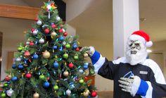 Christmas Spirit! Merry Christmas from #Santa Yeti www.SummitCove.com/Pinterest