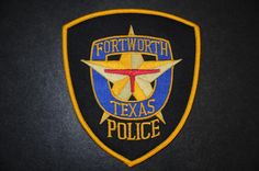 Fort Worth Police Patch, Denton County, Texas (Current Issue)