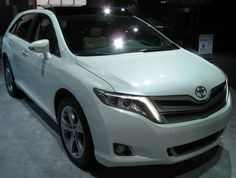 2015 Toyota Venza roadster