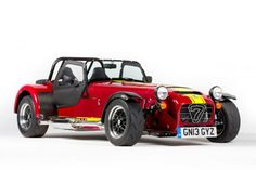Caterham Seven 620R - 2,8 segundos . . . Will build one of these someday!