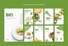 Website Design Tips Anyone Can Understand And Use Brochure Food, Brochure Design, Adobe Photoshop, Instagram Design, Food Instagram, Bio Food, Fb Banner, Instagram Story Template, Social Media Design