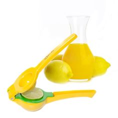 Maximum juice extraction with minimal effort. Squeeze every last drop effortlessly.