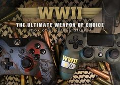 Visit The Link In Our Bio For Your Chance To Win a WWII Custom Controller! #pinterestegiveaway #console #giveaway #ps4 #xboxone #gaming #gamer #videogames #gamestagram #sorteo #follow #followme #win #contest #sweepstakes #giveaways #giveawayindonesia #giveawayph #giveawaycontest #giveawayindo #giveawaymalaysia #entertowin #contestalert #goodluck