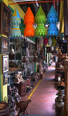 Little India Shops, Singapore