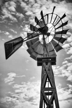 Windmill 01 by David Fross, via 500px
